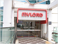 2F entrance (from southern terrace to MYLORD)