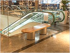 Restaurant floor bench (9F)