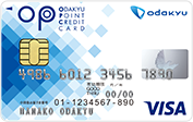 Credit card type with OP credit card JCB/VISA/MasterCard function